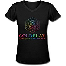 Camiseta Coldplay