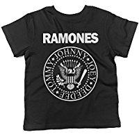 Camiseta de los Ramones