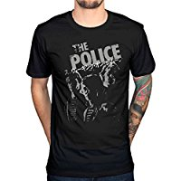 Camisetas The Police