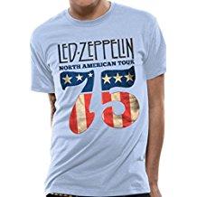 Camisetas Led Zeppelin