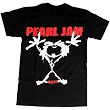 Camisetas Pearl Jam