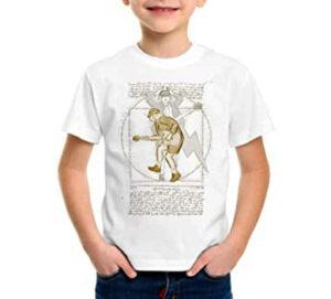 camisetas rockeras niños