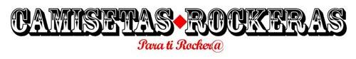 Camisetas Rockeras Logo